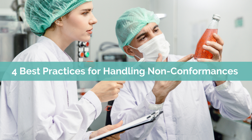 4 Best Practices for Handling Non-Conformances