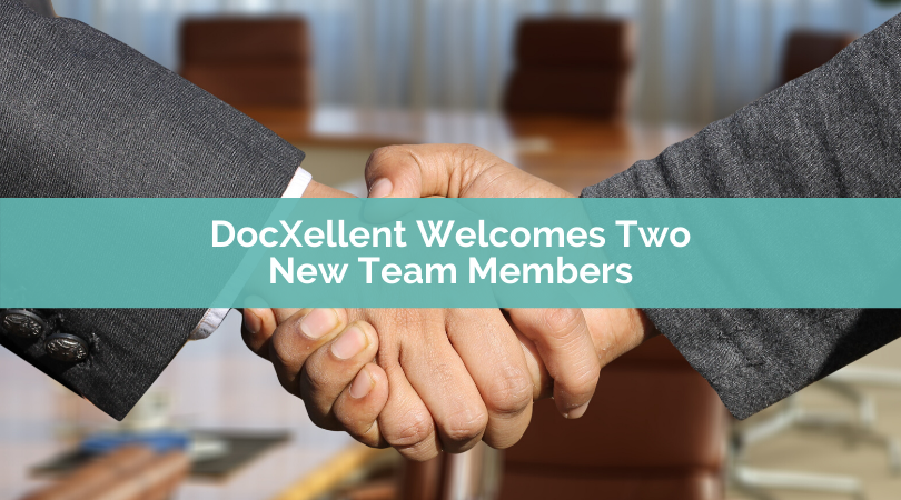 DocXellent Welcomes Two New Team Members