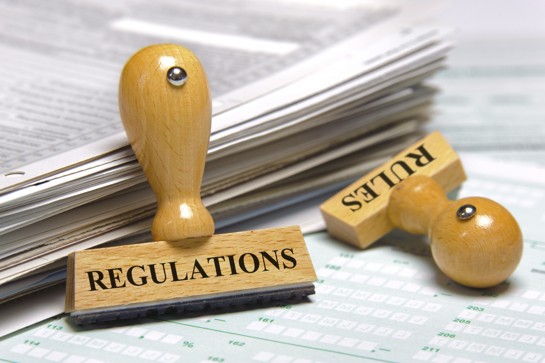 document control regulatory changes