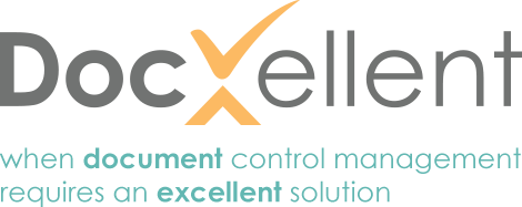DocXellent Document Control Management Logo